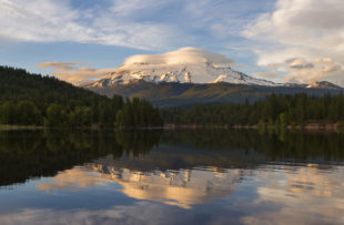 Mt Shasta is a beautiful mountain at the sothern end of the Cascades Randge in Siskiyou County, CA.